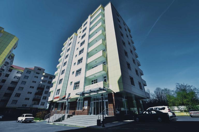 Qafqaz Qabala City Hotel, Qəbələ