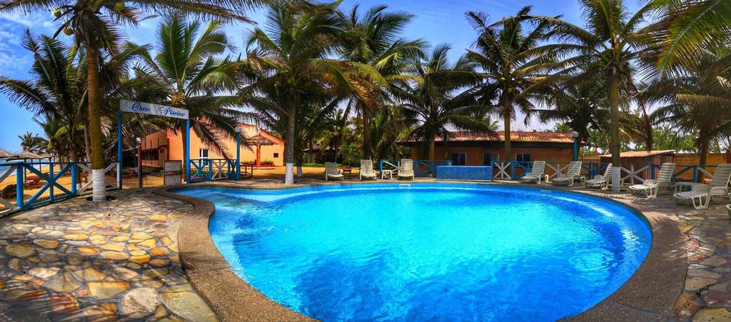Hôtel Coco beach, Golfe (incl Lomé)