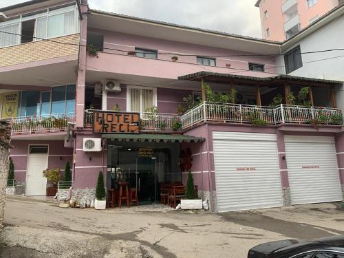 Hotel Reci, Dibrës