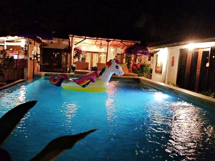 Gili Eden Hotel, Lombok