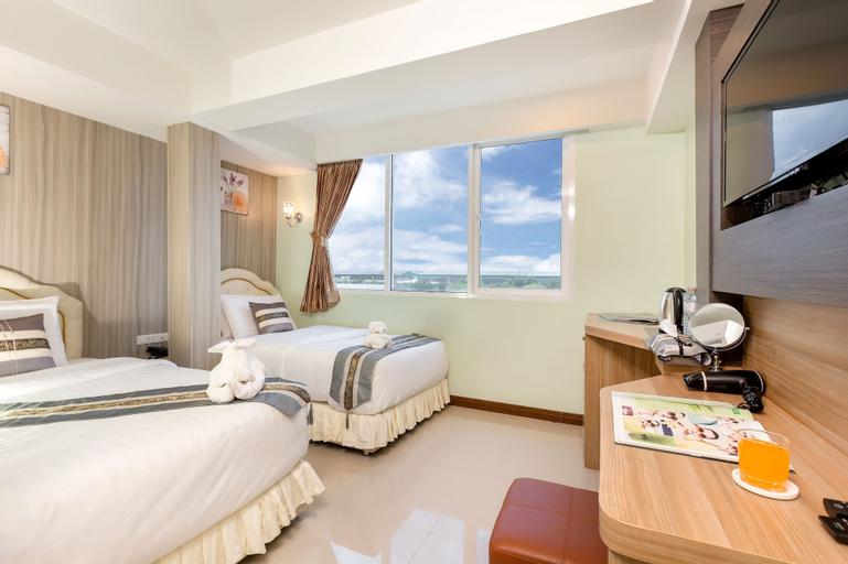 K Residence @ Suvarnabhumi Airport Hotel, Min Buri
