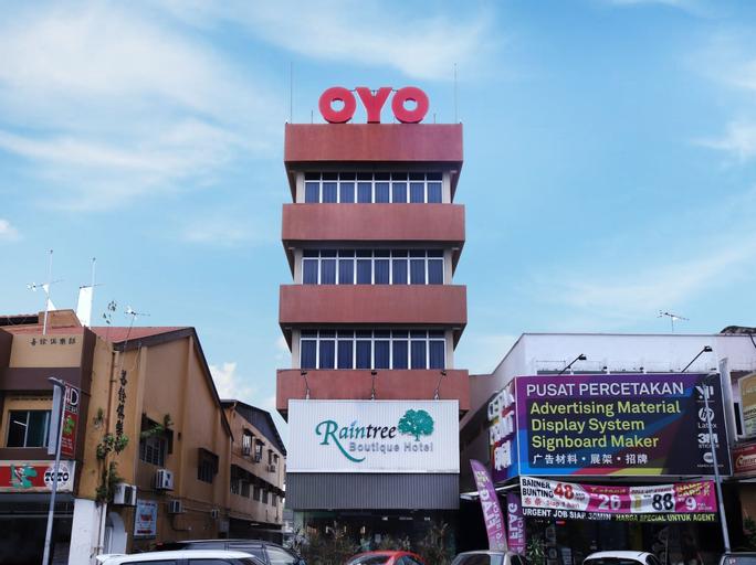 OYO 417 Raintree Boutique Hotel, Hulu Langat