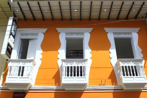 Casa Blanca Hotel, Aguadas