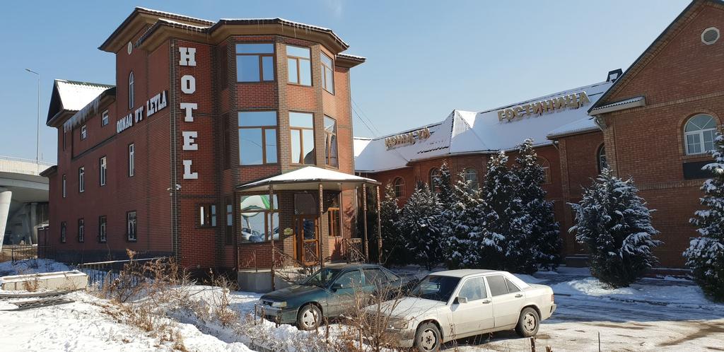 Hotel Leyla Kalkaman, Karasayskiy
