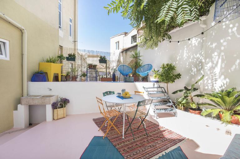 Blue Garden Apartment, Lisboa