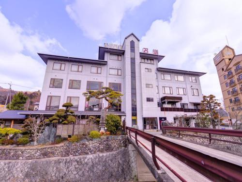 Tennen Onsen Ishimichi, Kawanishi