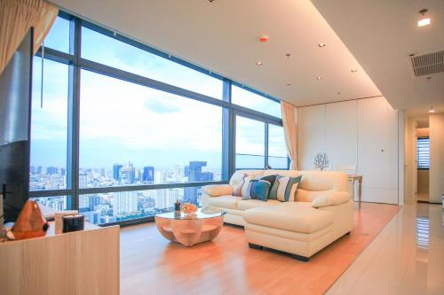 Sukhumvit NANA spacious Family Suite near BTS, Ratchathewi