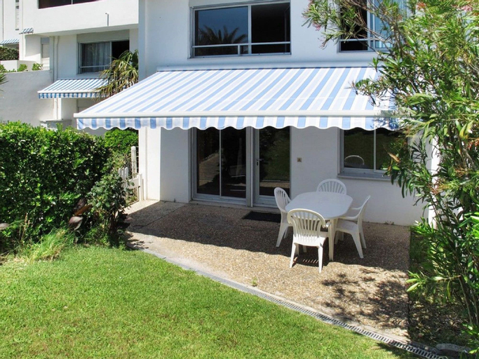 Apartment With 2 Bedrooms in Biarritz, With Enclosed Garden - 150 m From the Beach, Pyrénées-Atlantiques