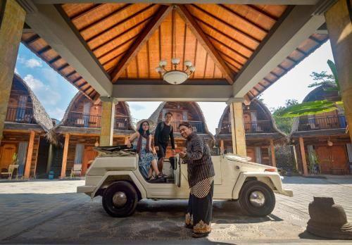 Khanaya Hotel Borobudur, Magelang