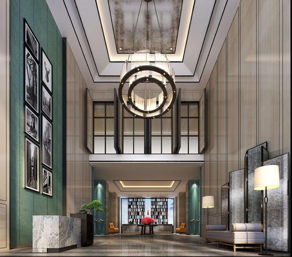 DoubleTree by Hilton Fuzhou, China, Fuzhou