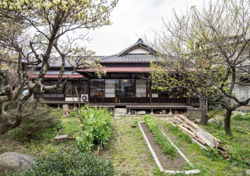 平野邸 Hayama, Hayama