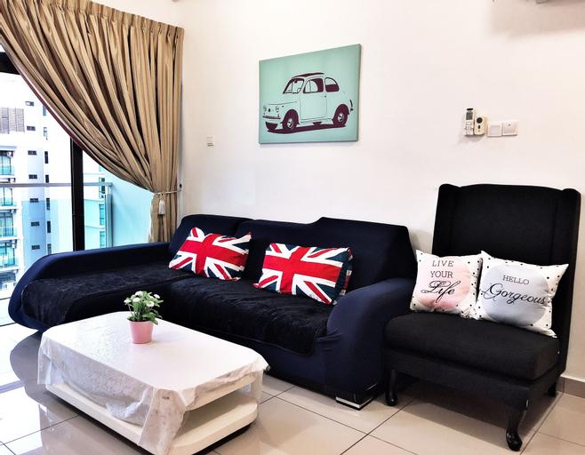 3 Bedroom Apartment Palazio, Johor Bahru