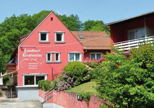 Landhotel Grafenfels, Südwestpfalz