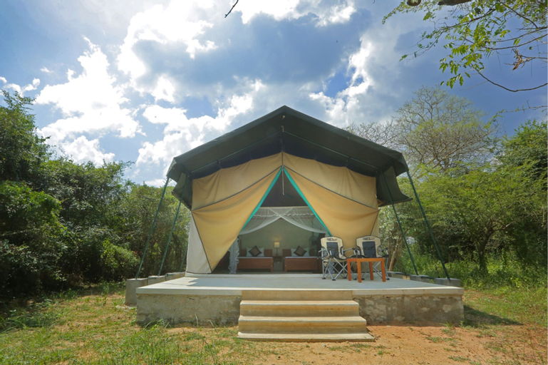 Wilpattu Safari Camp - Campground, Nochchiyagama