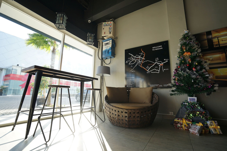 The Lively Hotel Kualanamu Medan, Deli Serdang