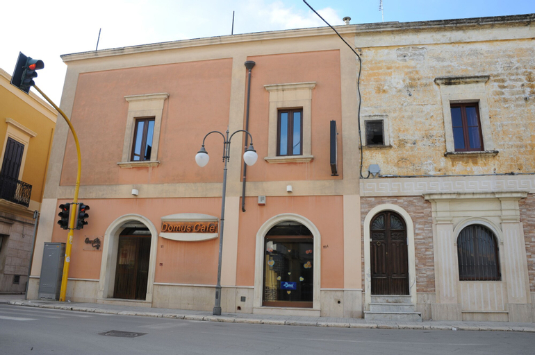 L'antica Dimora, Brindisi