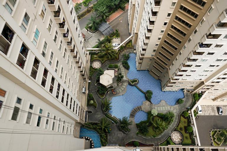 Cozy 2BR Mediterania Ancol Apartment, Jakarta Utara