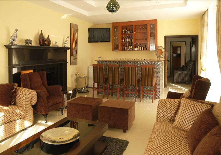 High Mount Lodge, Bulawayo