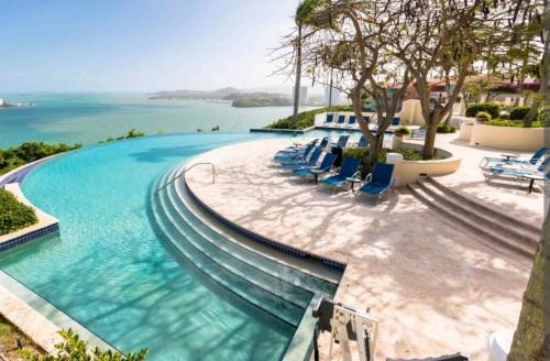 Sea View Villas,