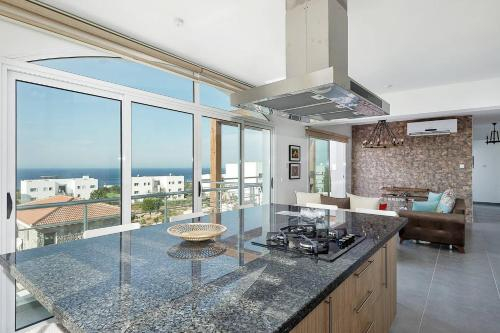 Joya Cyprus Diamond Deluxe Penthouse Apartment,
