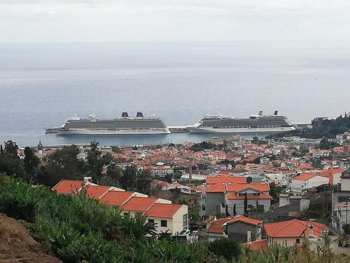 House Joel & Sonia with sea view, Funchal
