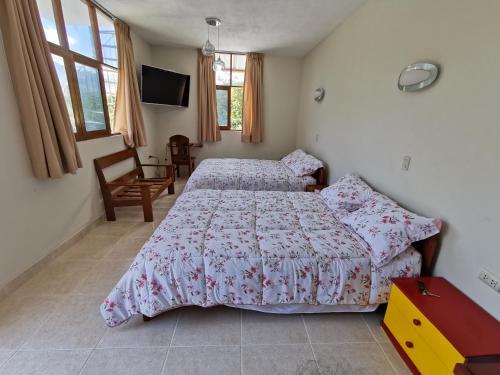 El bungalow de Gaby, Bongará