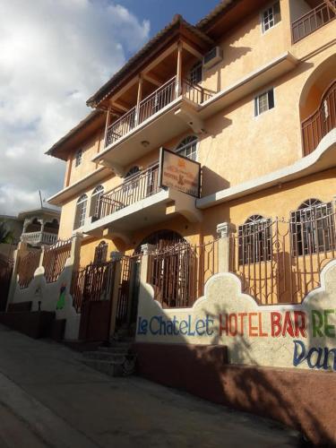 Chatelet Hotel Bistro, le Cap-Haïtien