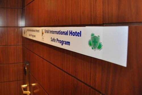 Erbil International Hotel, Arbil