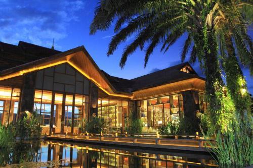 Jingmai Bolian Resorts & SPA, Pu'er