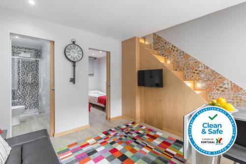 Charming Duplex House w/ Balcony | Campanha, Porto