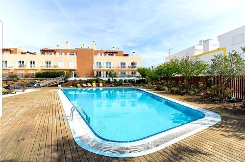 2BR Cabanas Gardens piscina e praia, Alcoutim