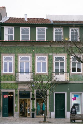 Tea 4 Nine Guest House and Bistro, Braga