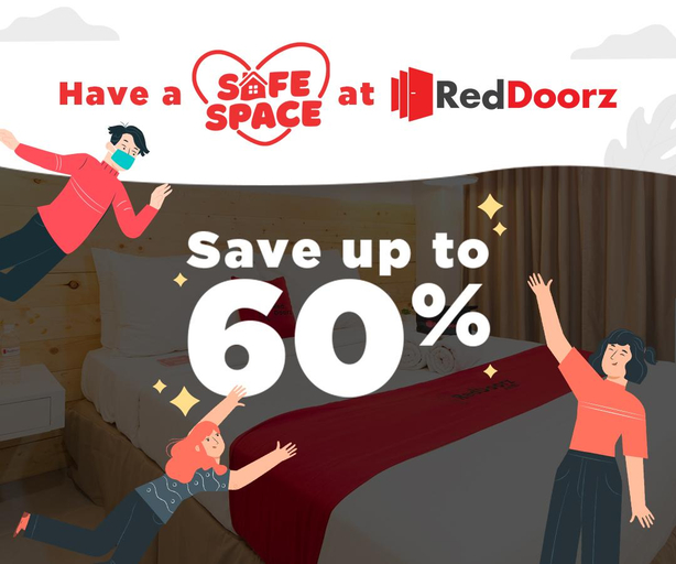 RedDoorz Plus @ Hensonville Angeles City, Angeles City