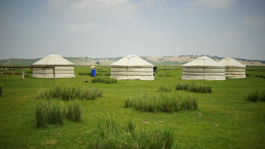 Xanadu yurts, Xilin Gol