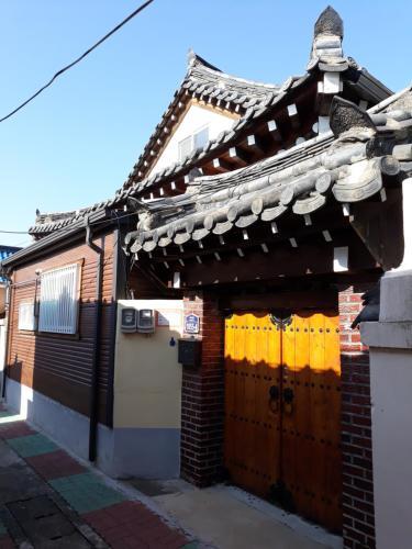 Hwangridangil Sarang Gotaek, Gyeongju