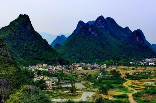 Secret Courtyard Resort Hotel, Guilin