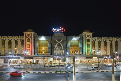 Aracan portsaid, Al-'Arab