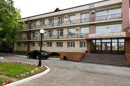Hotel Astana, Kyzylzharskiy