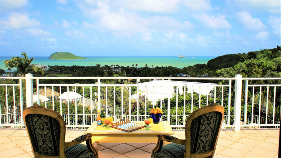 Villa prestige Caraïbes Bonheur, Deshaies