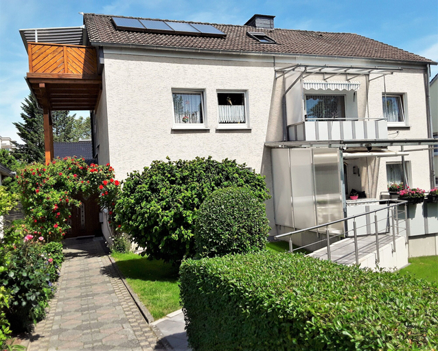 Haus Rasche FEWO 1, Höxter