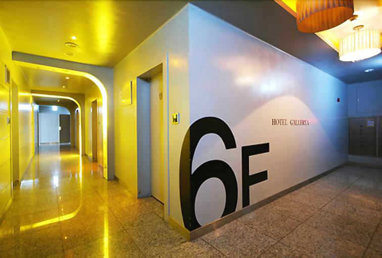 Gallerya Hotel, Guro