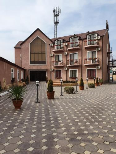 Lord Hotel, Makhachkala gorsovet