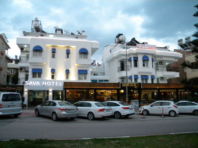 Sava Hotel, Merkez