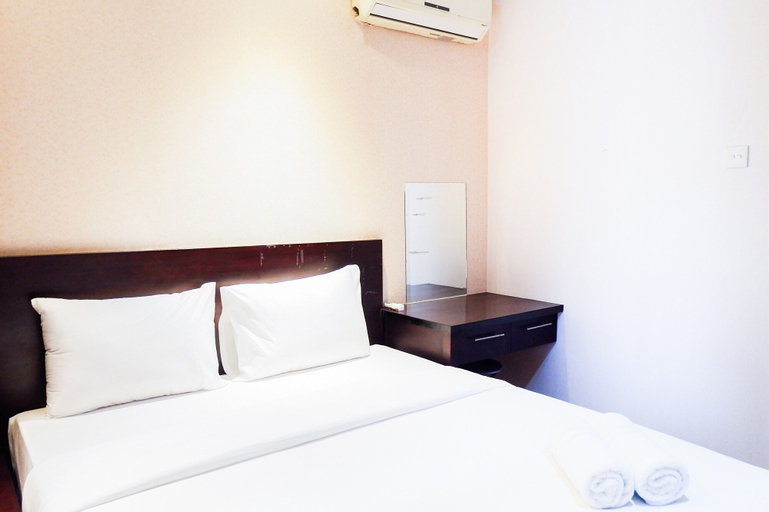 2BR Mangga Dua Apartment with City View, Central Jakarta