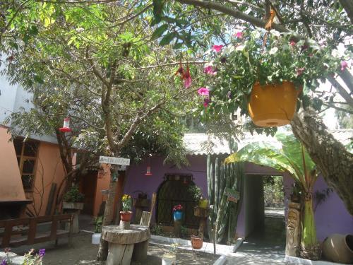 Hosteria Gilocarmelo, Saquisilí