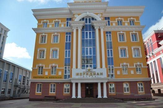 Hotel Meridian, Saransk gorsovet