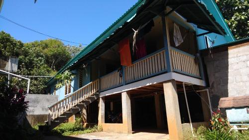 Hotel Loma vista, Utila
