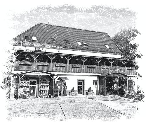 Penzion ORION, Ústí nad Labem