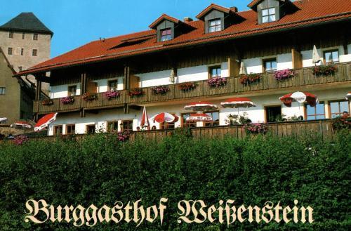 Burggasthof Weißenstein, Regen