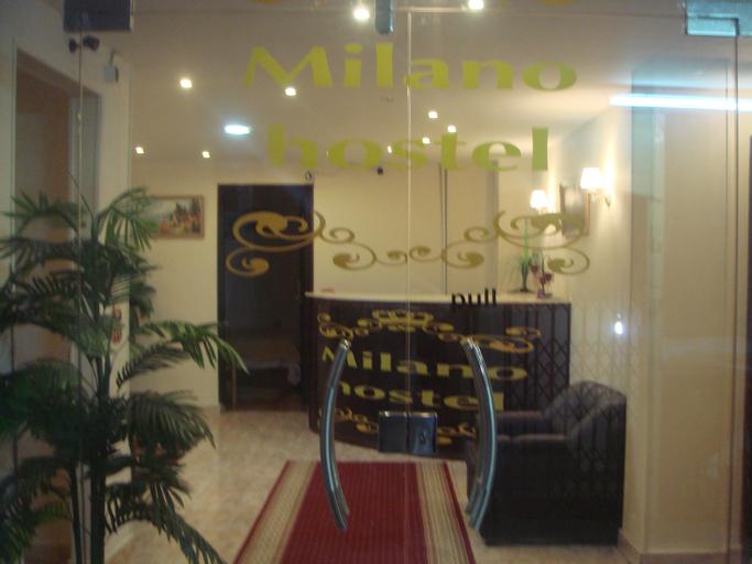 Milano Hotel, 'Abdin